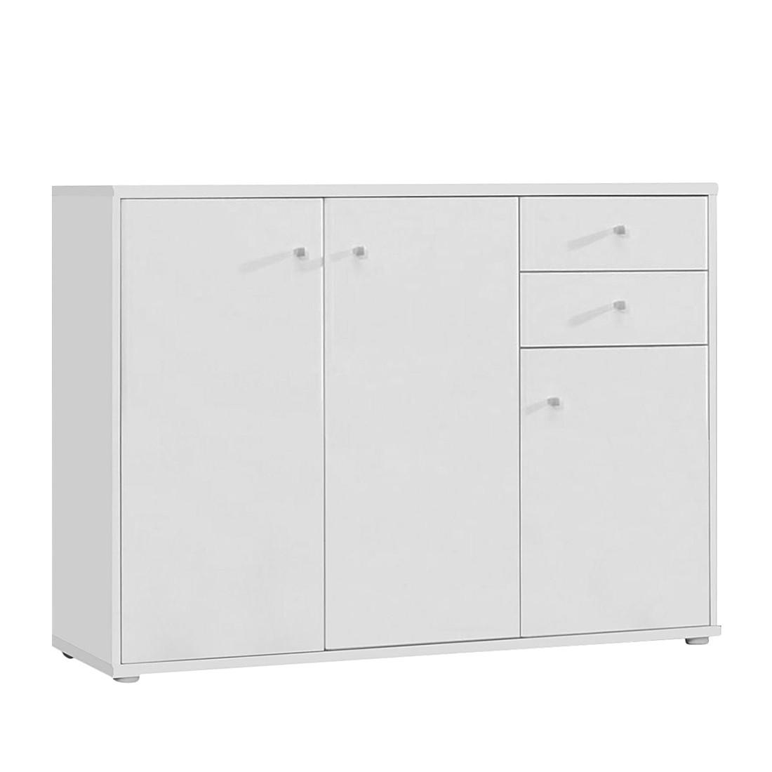 Kommode Baseline VII – Weiß, mooved günstig kaufen