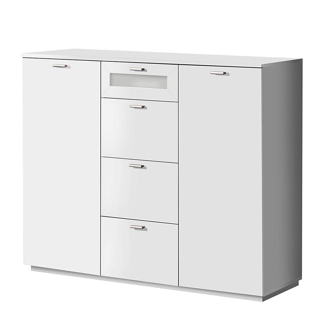 Kommode Capo III – Weiß, mooved günstig online kaufen