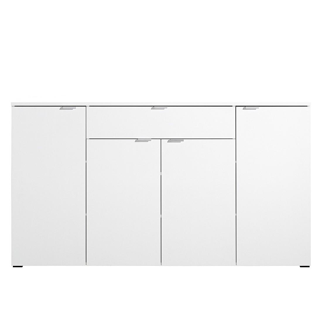 Kommode Compleo III – Weiß, CS Schmal jetzt kaufen