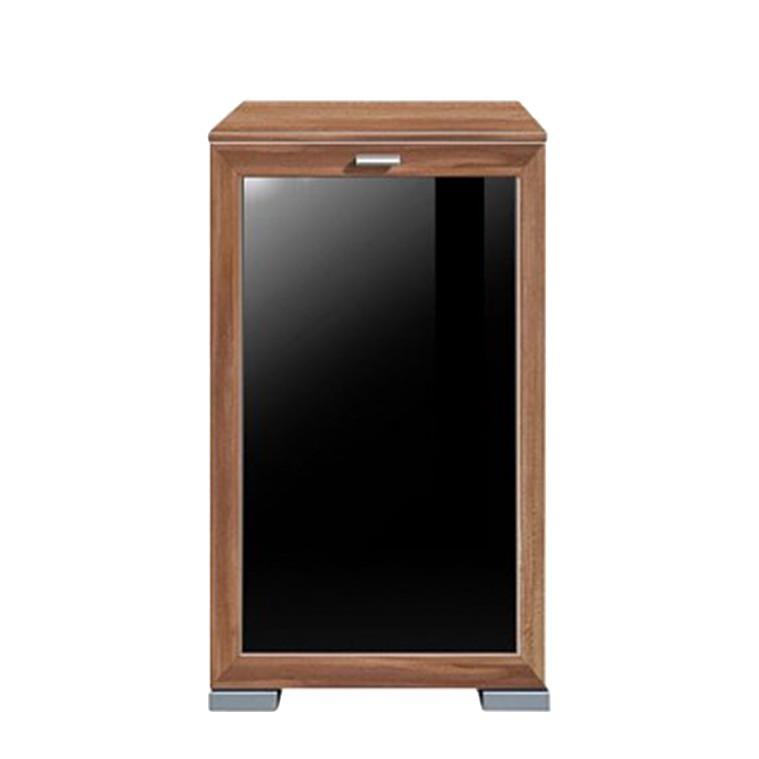 sideboard glas schwarz ~ raum- und möbeldesign-inspiration - Wohnzimmer Nussbaum Schwarz