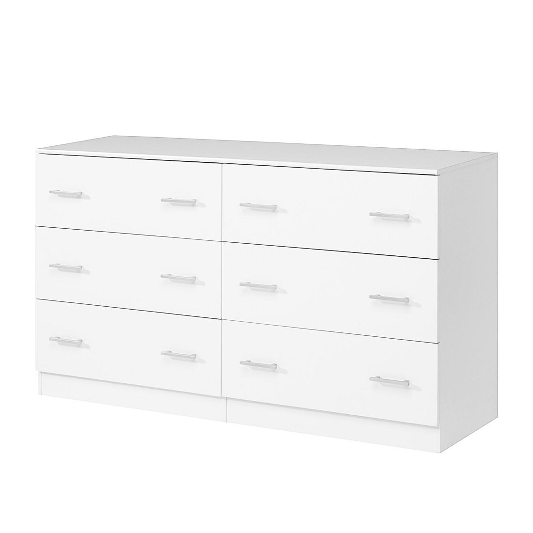 parisot 1221tiro mat commode 3 tiroirs caf comparer les prix et promo. Black Bedroom Furniture Sets. Home Design Ideas