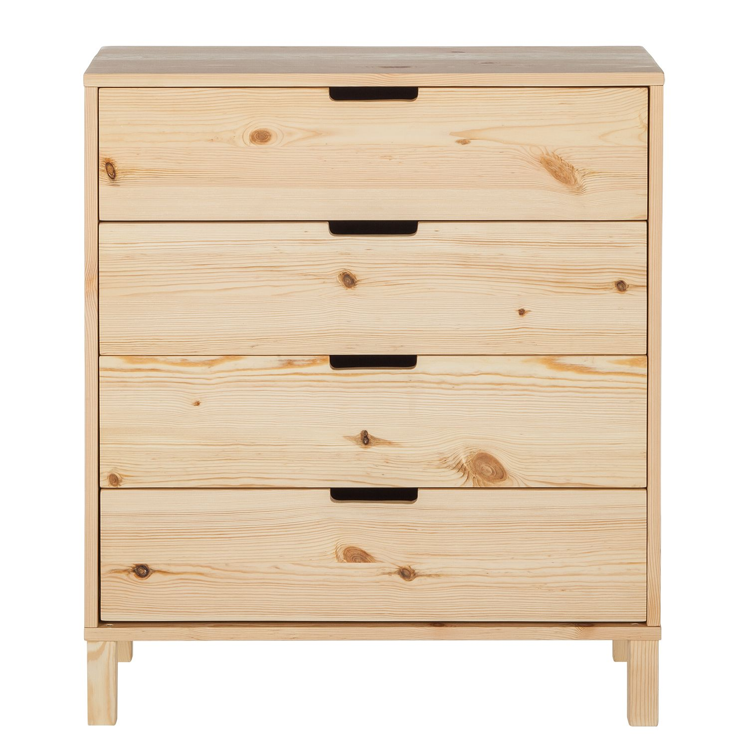 kommode wood kiefer massiv braun sideboard schrank highboard anrichte. Black Bedroom Furniture Sets. Home Design Ideas