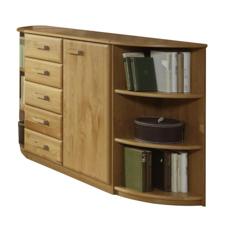 kommode lausanne erle dekor erle massiv 89 cm x 93 cm. Black Bedroom Furniture Sets. Home Design Ideas