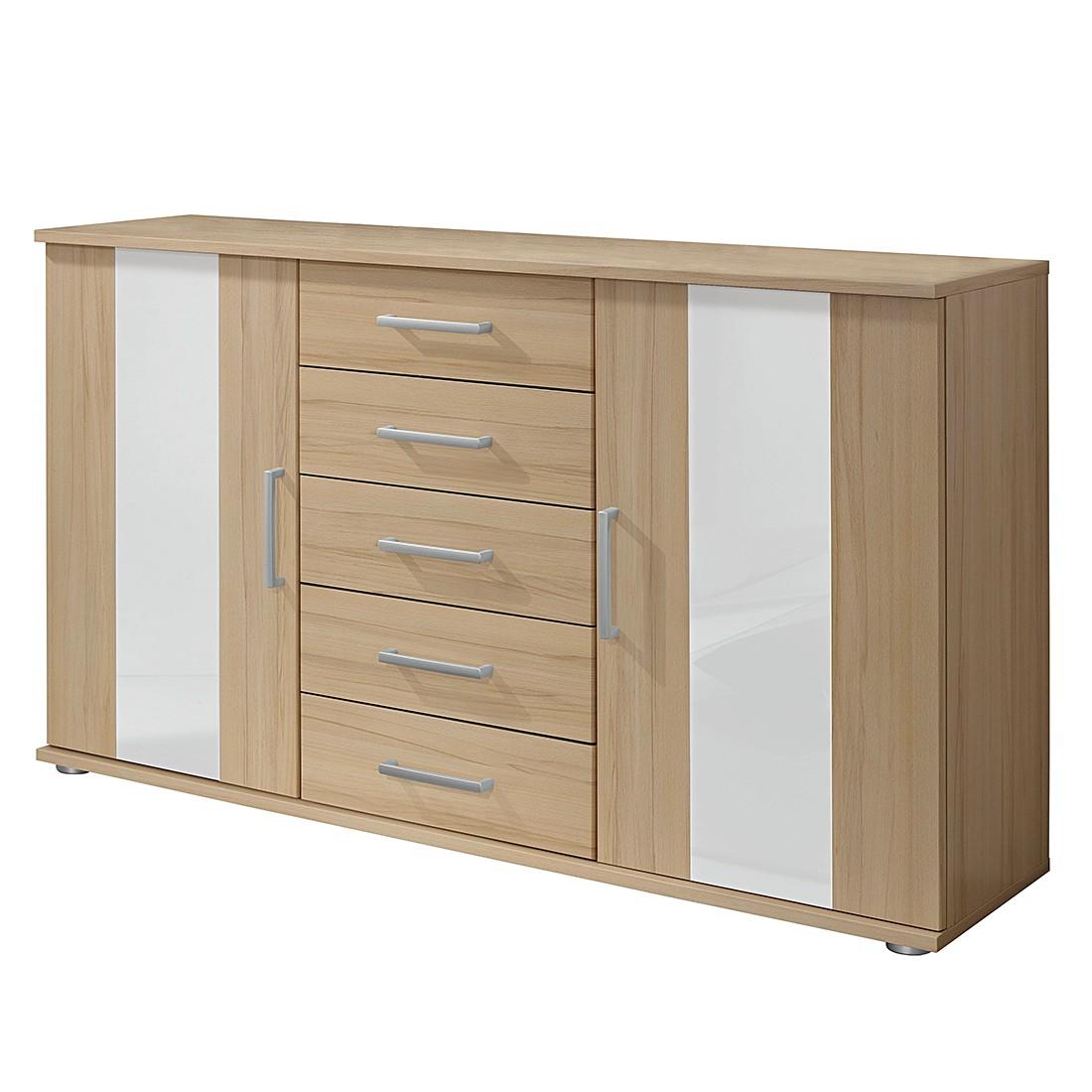 kommode wei buche inspirierendes design. Black Bedroom Furniture Sets. Home Design Ideas