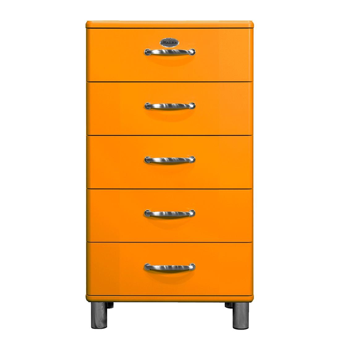 kommode orange gelb carprola for. Black Bedroom Furniture Sets. Home Design Ideas