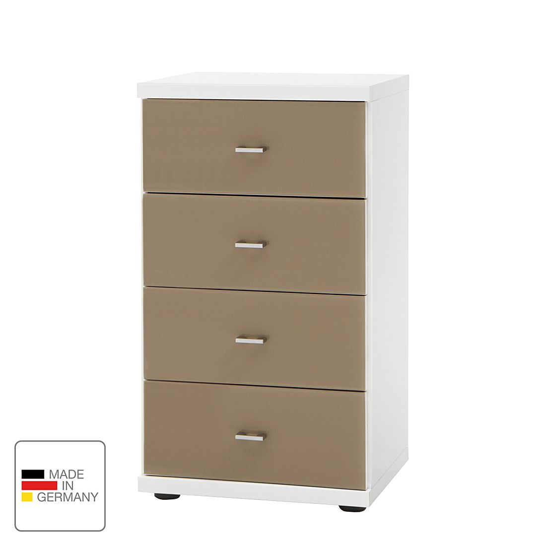 Commode Miro II - alpinewit/zandkleurig, Althoff