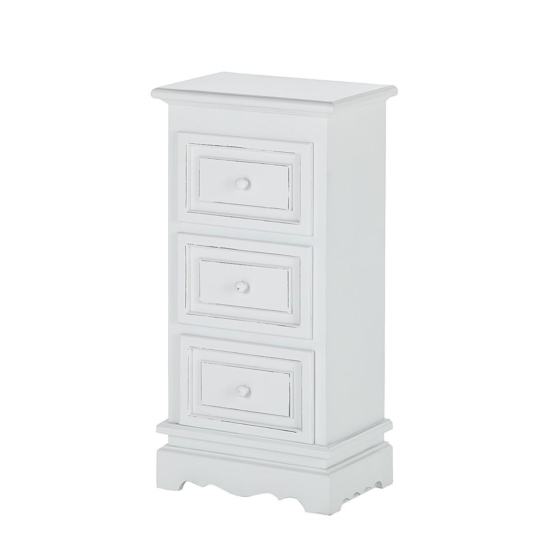 kommode montr al mit 3 schubladen. Black Bedroom Furniture Sets. Home Design Ideas