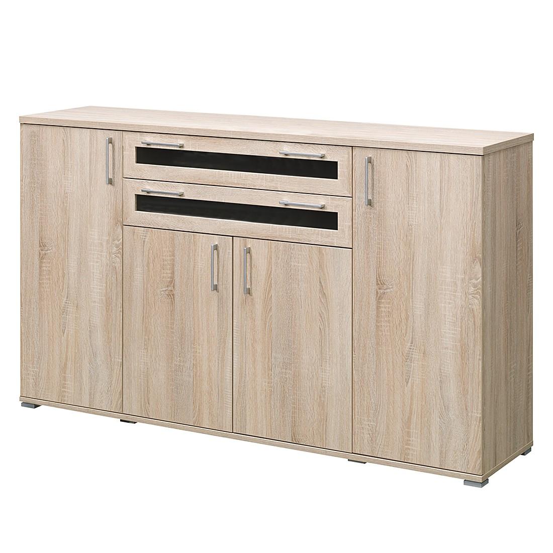 kommode rio art vii eiche dekor cs schmal g nstig. Black Bedroom Furniture Sets. Home Design Ideas