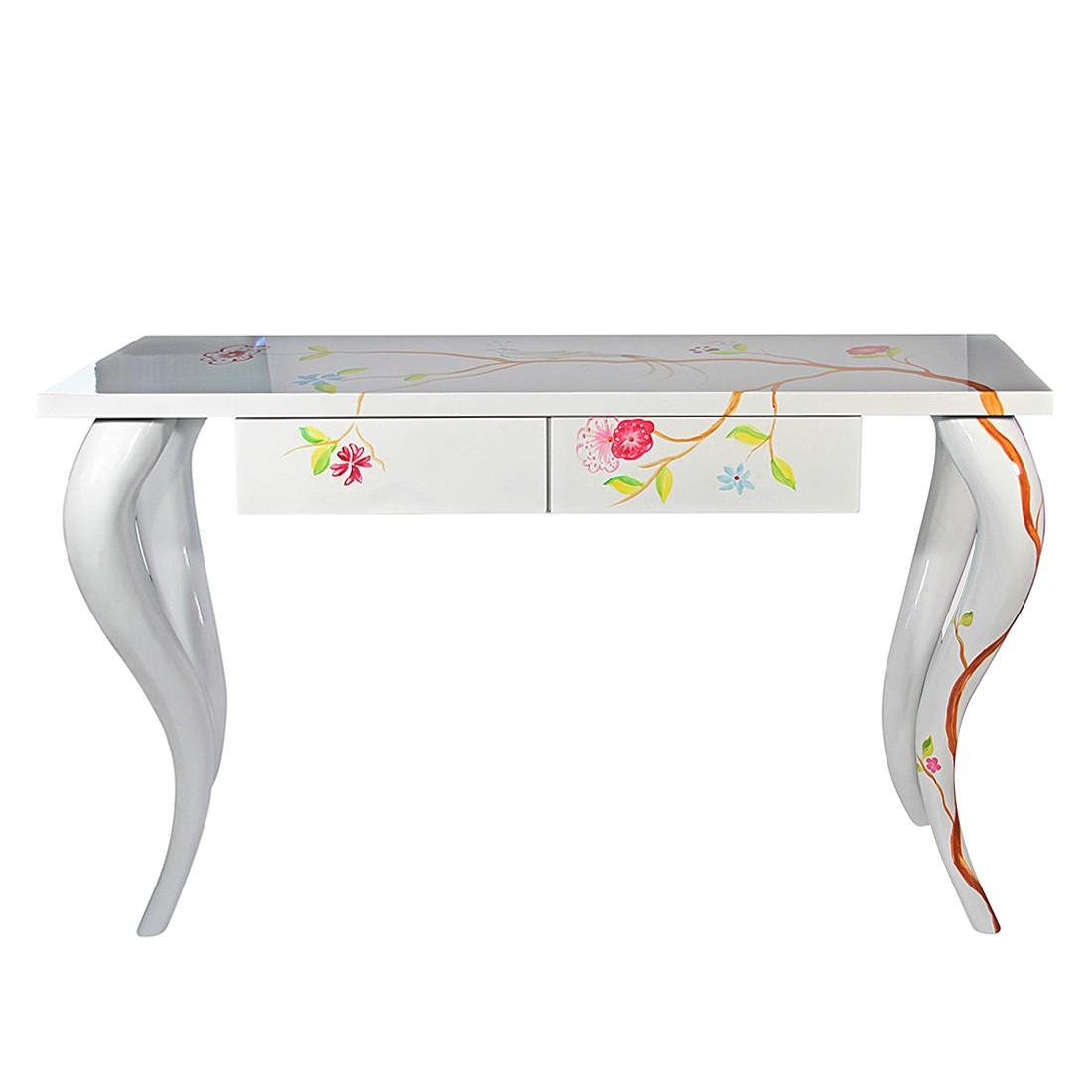 kleine meubels Wandtafel Kirschblüte - hoogglans wit Art for living ...