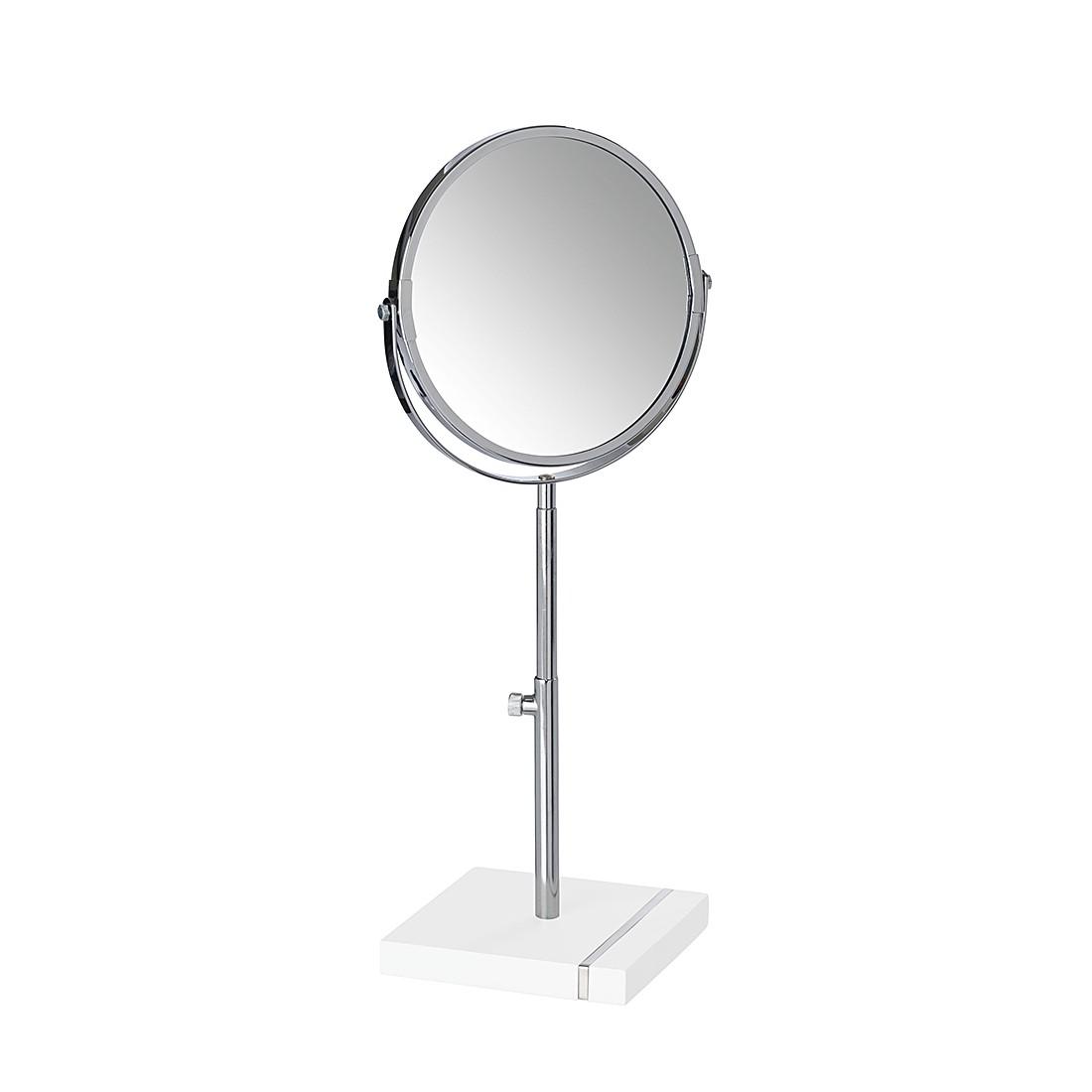 Kosmetik-Standspiegel Noble -Weiß, WENKO jetzt bestellen
