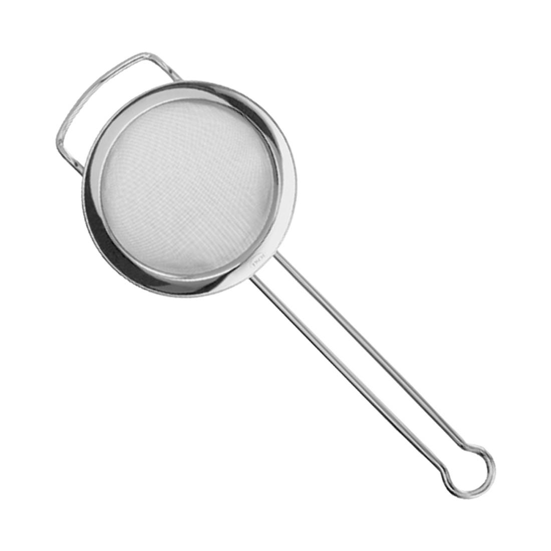 Küchensieb feinmaschig – Edelstahl Silber – 12 cm, Rösle günstig bestellen