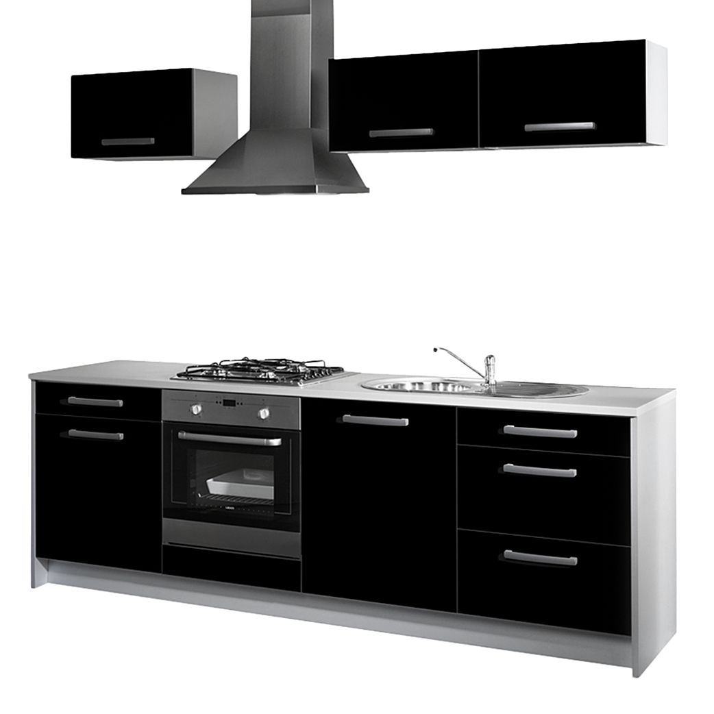 k chen g nstig kaufen mit elektroger ten. Black Bedroom Furniture Sets. Home Design Ideas
