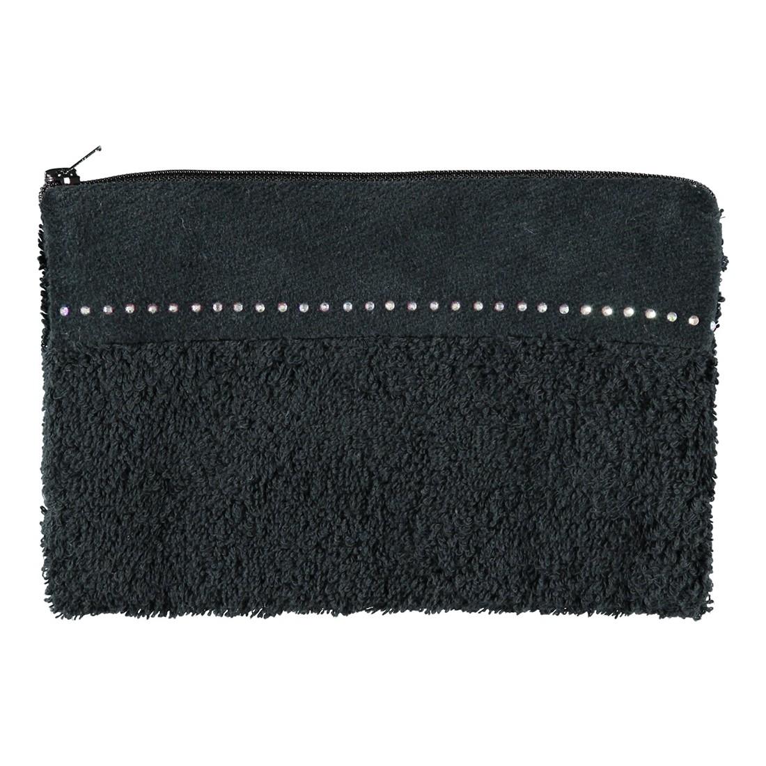 Kulturtasche Swarovski – 100% Baumwolle black – 199, Möve bestellen