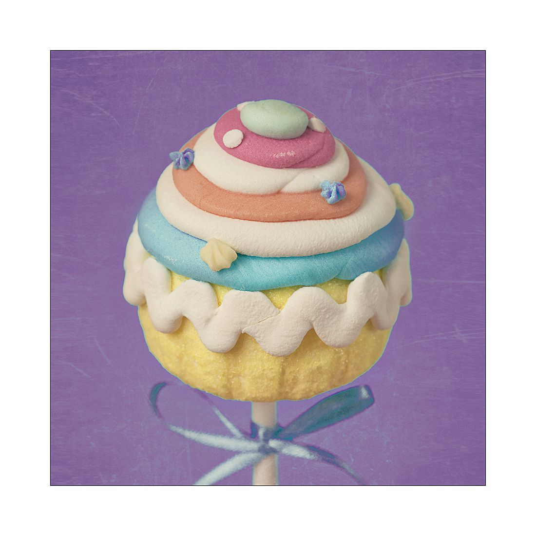 Kunstdruck cake pops II – Größe: 30 x 30 cm, Pro Art günstig