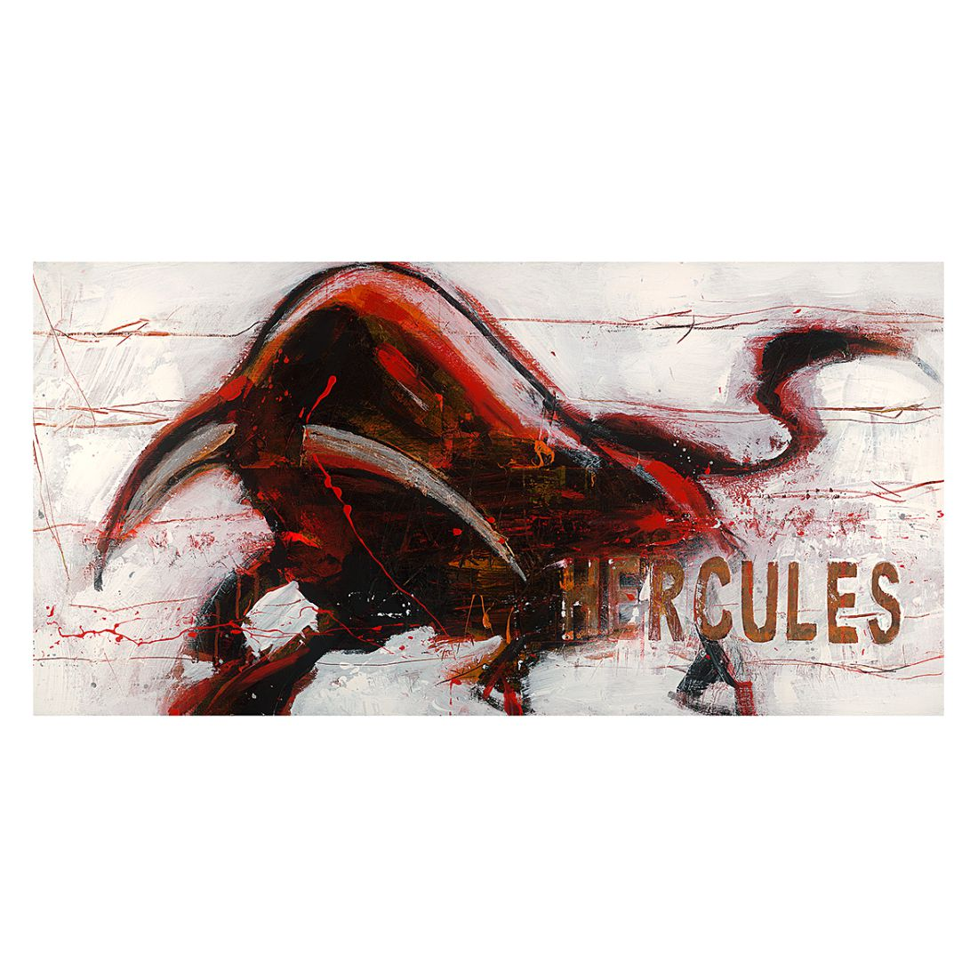 Kunstdruck Hercules 100×50, Pro Art günstig