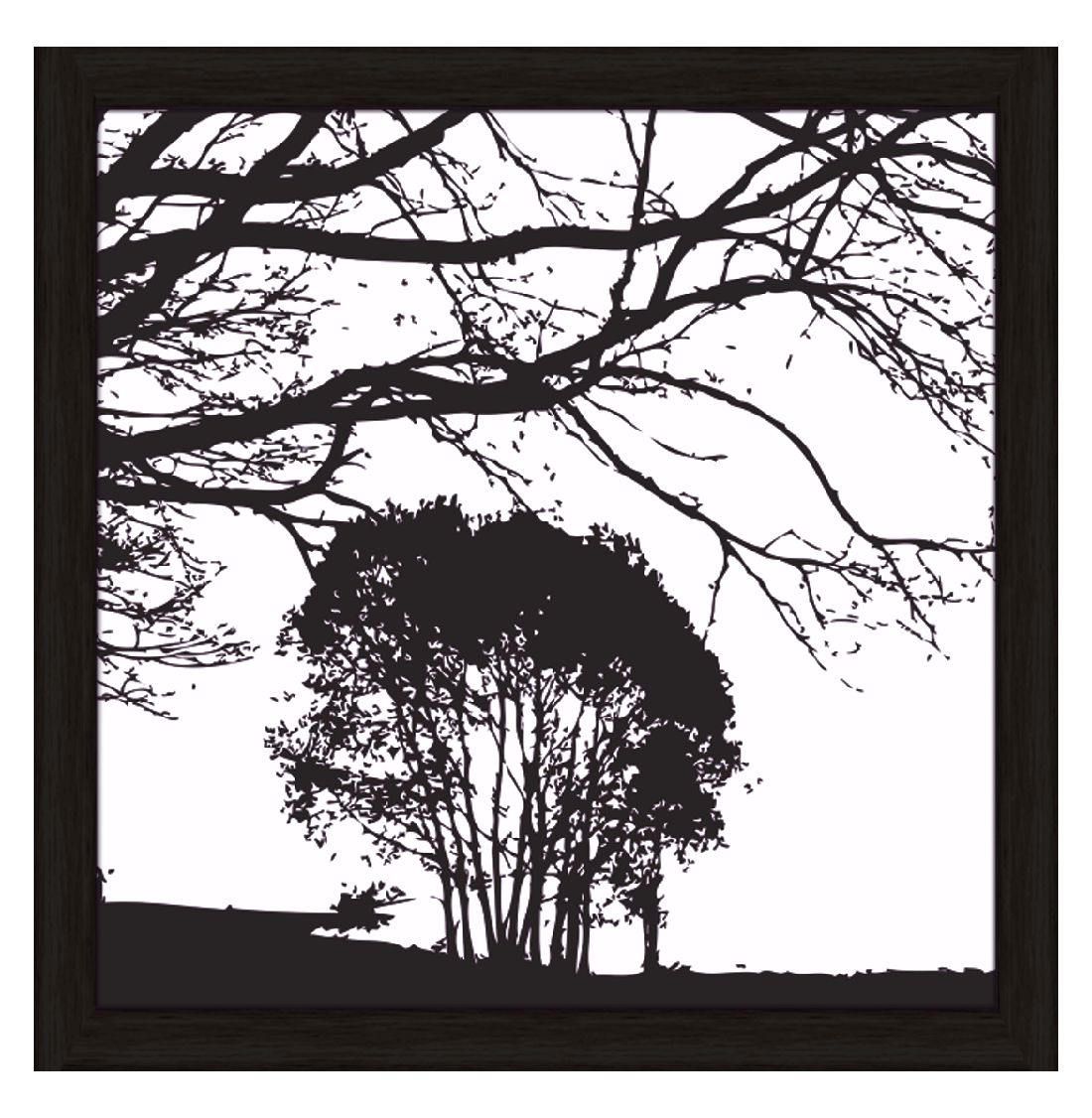 Kunstdruck Landschaft – 57,2 x 57,2 cm, Artland günstig