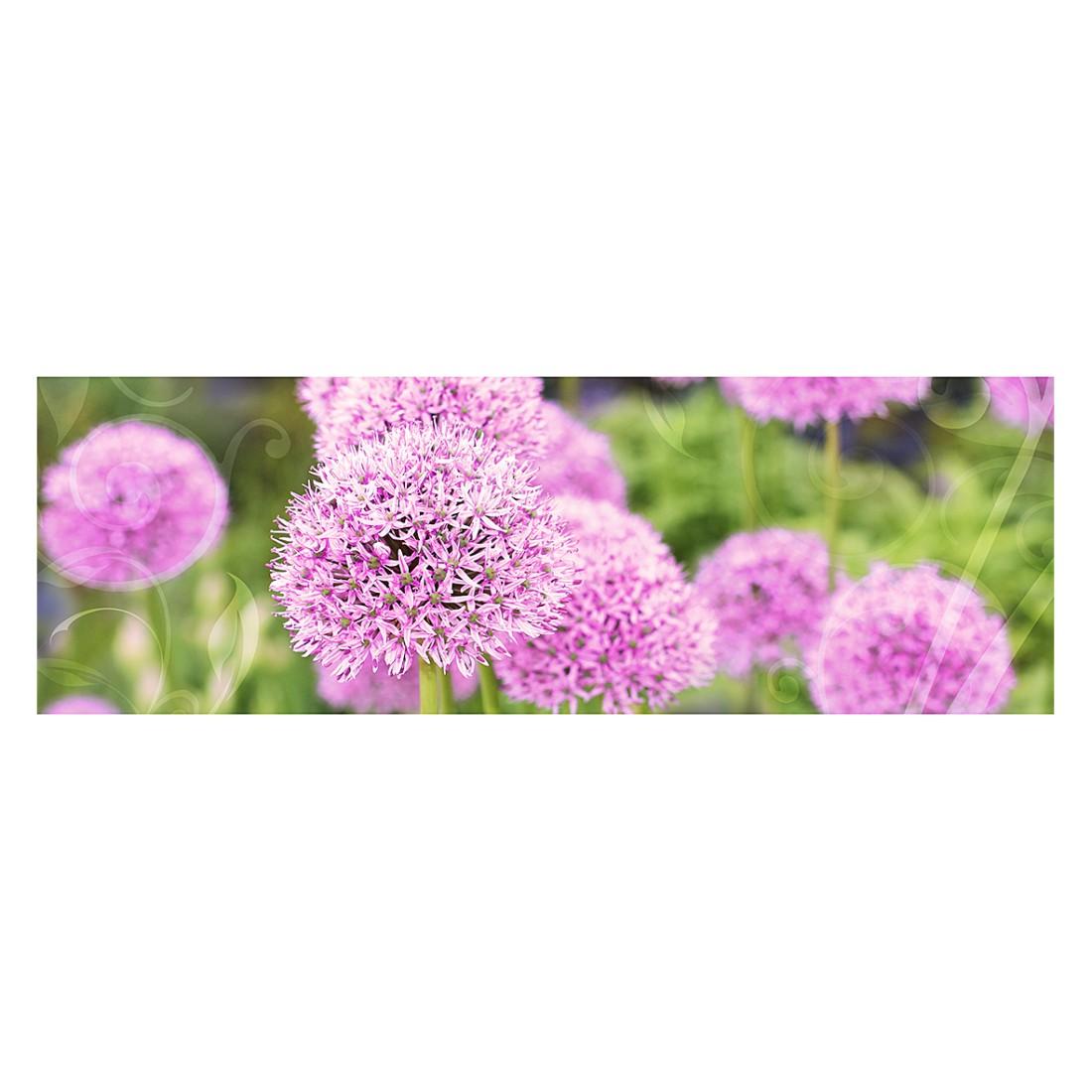 Kunstdruck Pink Meadow 90×30, Pro Art online bestellen