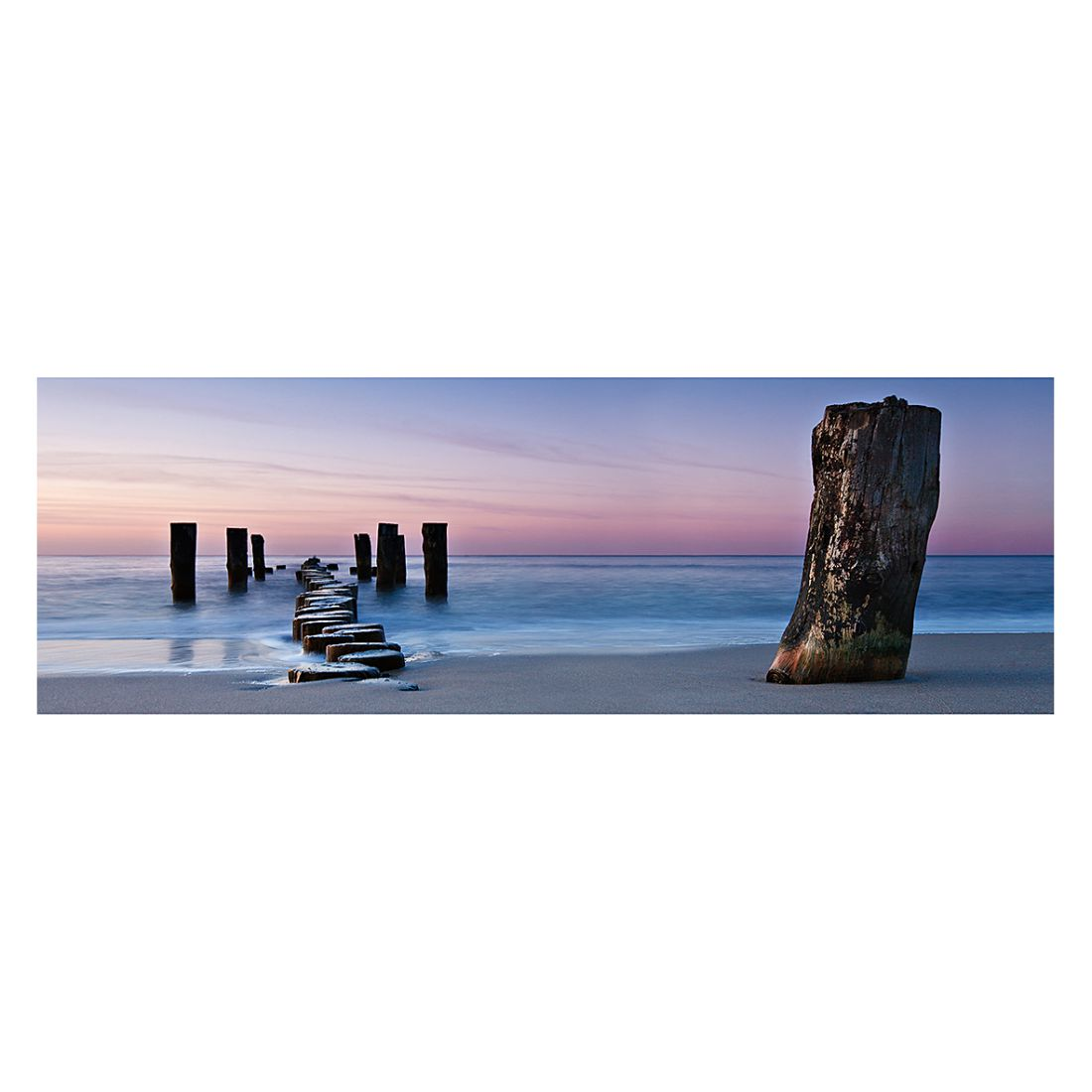 Kunstdruck Sea Mood 90×30, Pro Art bestellen