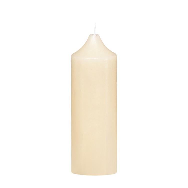 Landhauskerze – Champagner – 10 x 30 cm, Siena Home jetzt bestellen