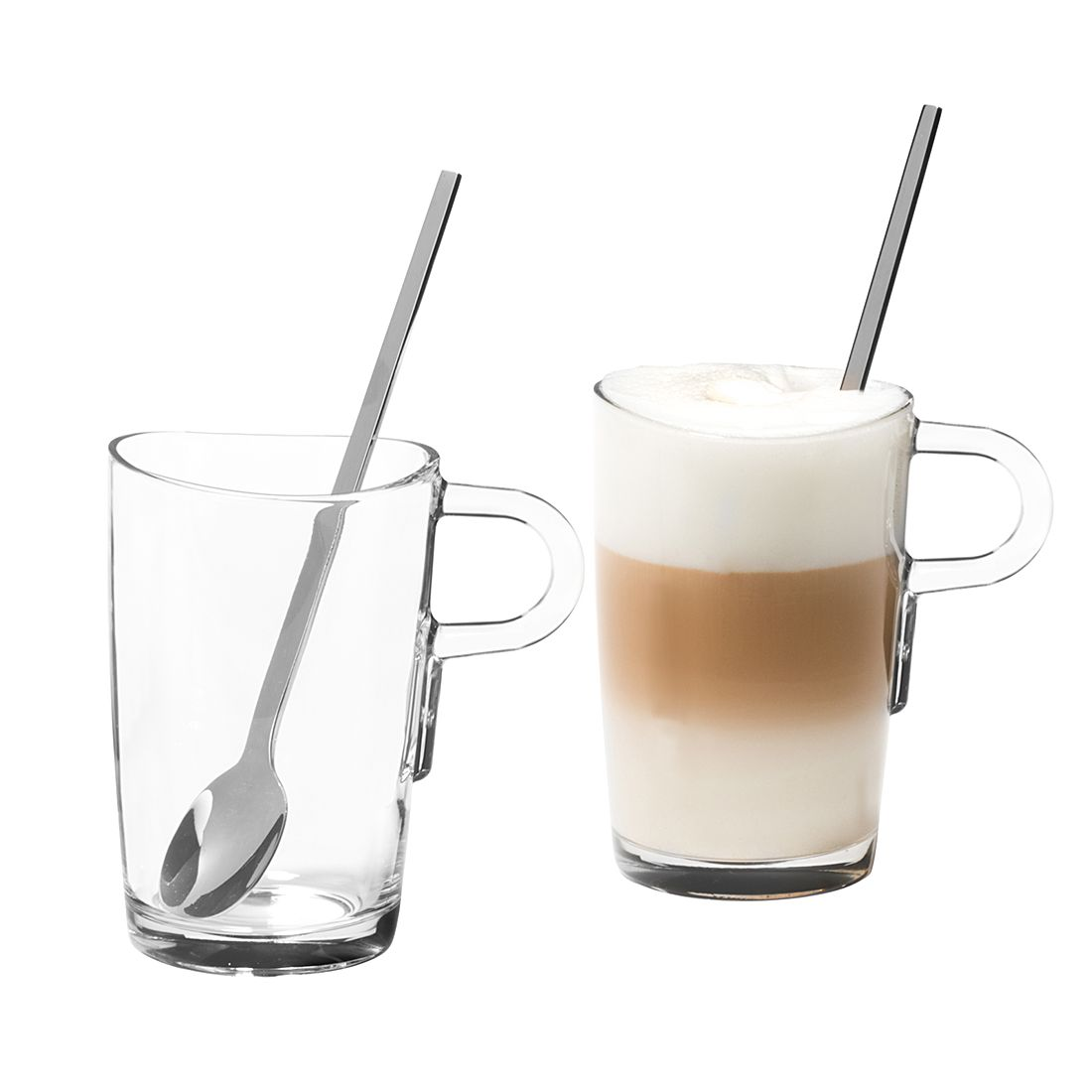 latte macchiato glas 11 cm preisvergleiche. Black Bedroom Furniture Sets. Home Design Ideas