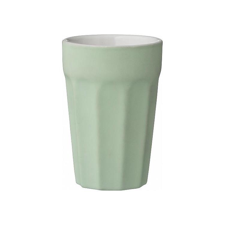 Lattebecher Olivia – Porzellan – mint, Bloomingville jetzt kaufen