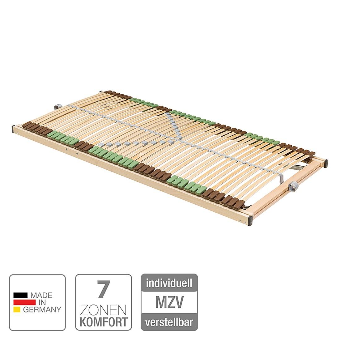 Lattenrost Beech – Buche massiv – nicht verstellbar – 90 x 200cm, Nova Dream Sleepline jetzt bestellen
