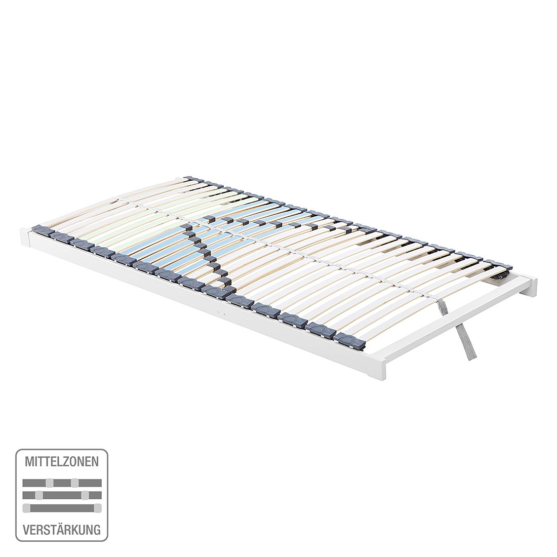 Lattenrost Dura Plan (5 Zonen) – nicht verstellbar – 90 x 200 cm, Hukla jetzt bestellen