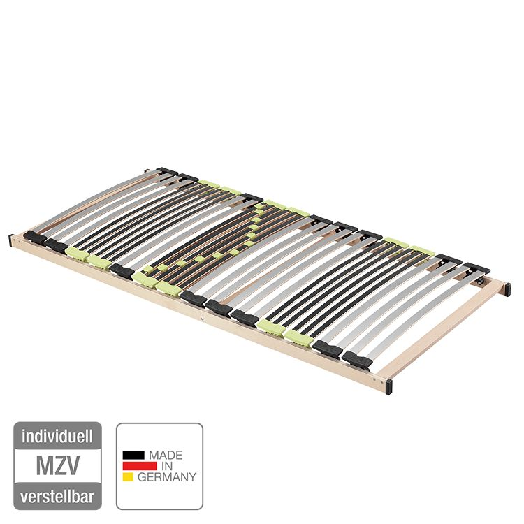 Lattenrost Polo (7 Zonen) – nicht verstellbar – 90 x 200 cm, Nova Dream Sleepline günstig