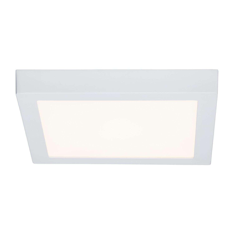 LED-Aufbauleuchte Jarno 1-flammig ● Weiß Metall- Brilliant A+