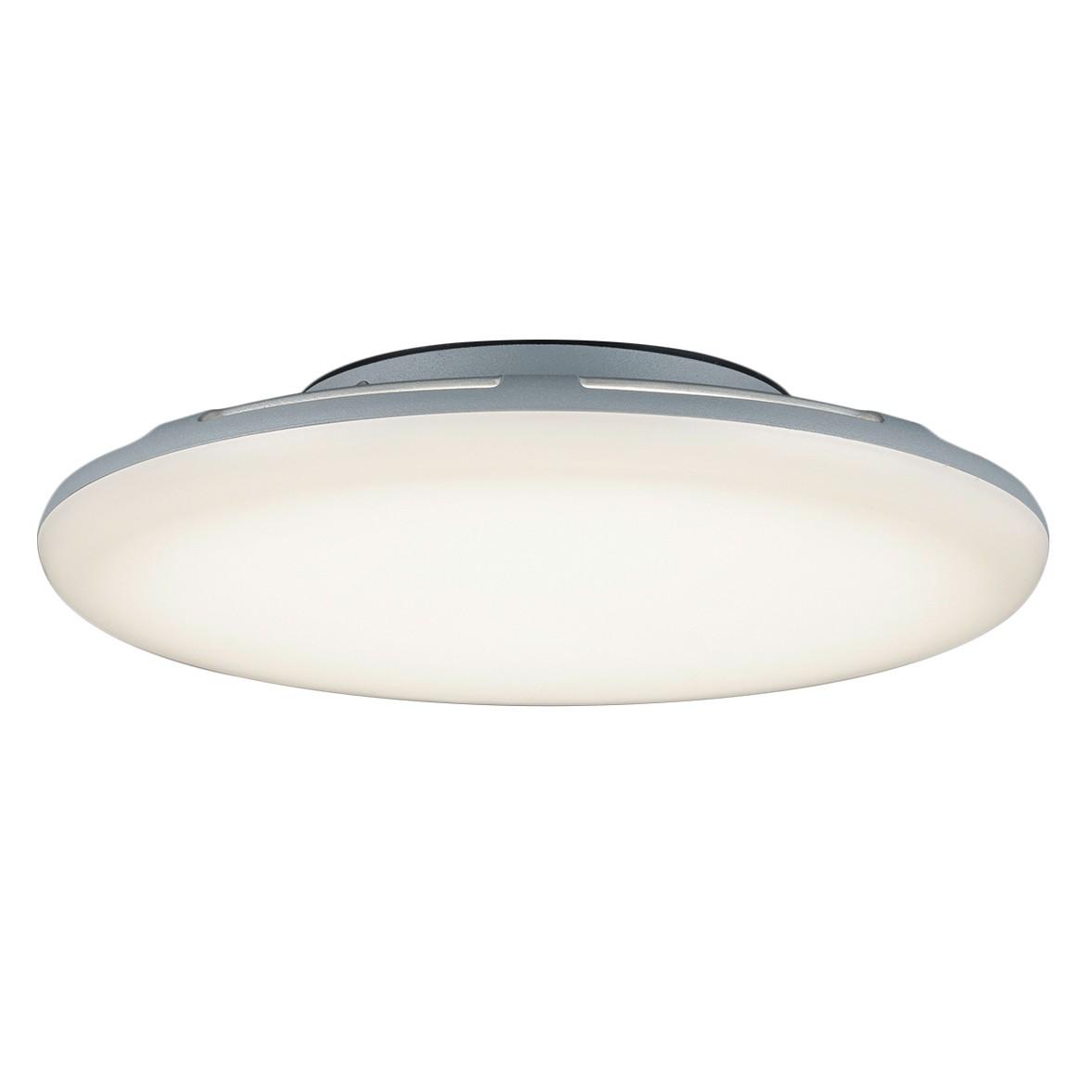 EEK A+, LED-Außenleuchte Bering - Aluminium / Kunststoff - 1-flammig - 27 - Titan, Trio