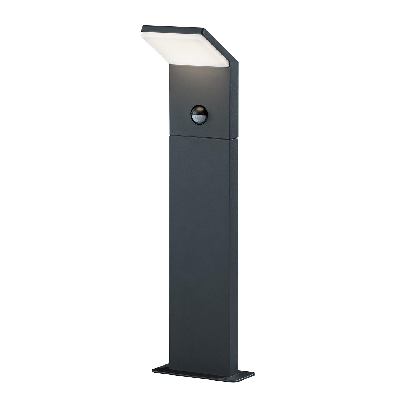 EEK A+, LED-Außenleuchte Pearl 1-flammig - Aluminium Kunststoff - Silber, Trio