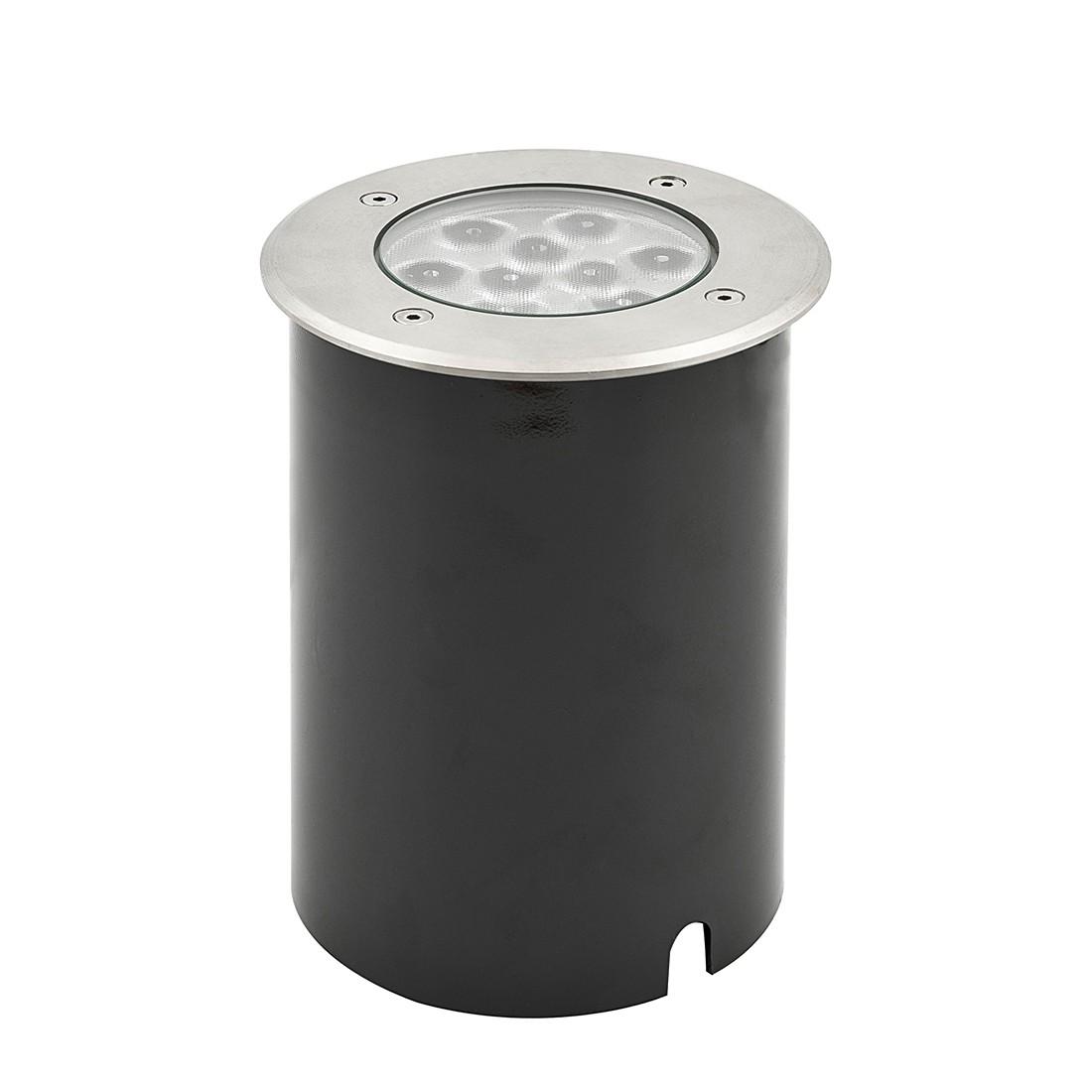 LED Bodeneinbaustrahler ● Aluminium/Glas ● 9-flammig- Konstsmide A+