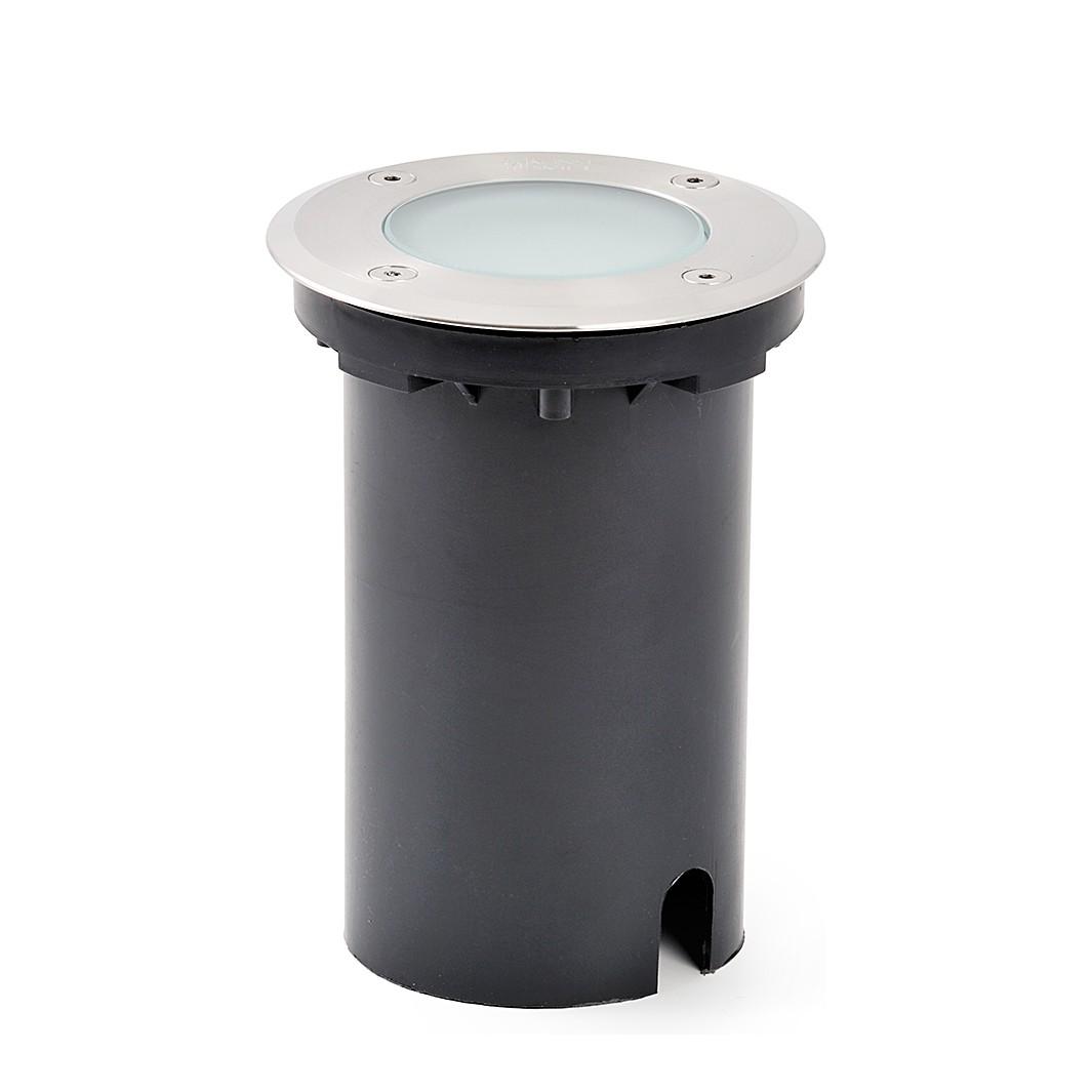 LED Bodeneinbaustrahler ● Kunststoff/Glas ● 15-flammig- Konstsmide A+