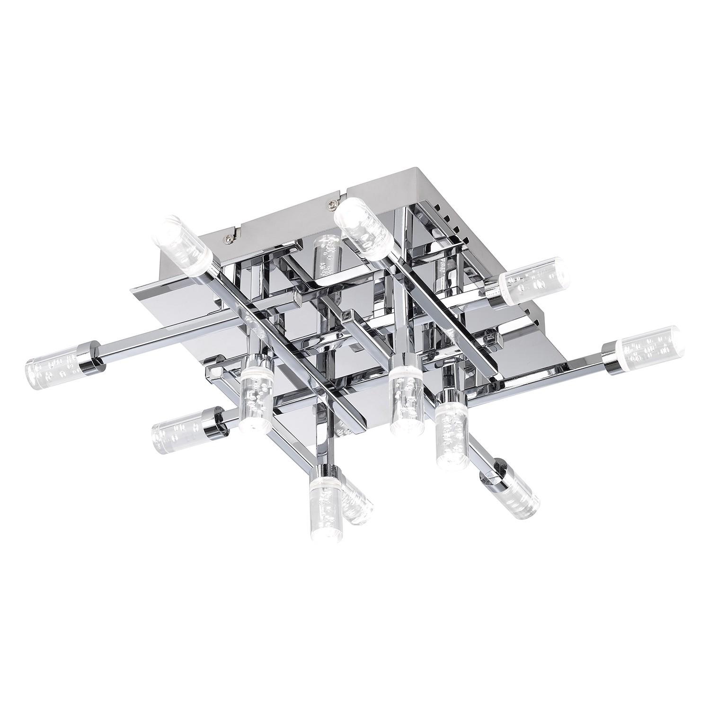 LED-Deckenleuchte Delmar ● Metall / Acrylglas ● 12- Wofi A+