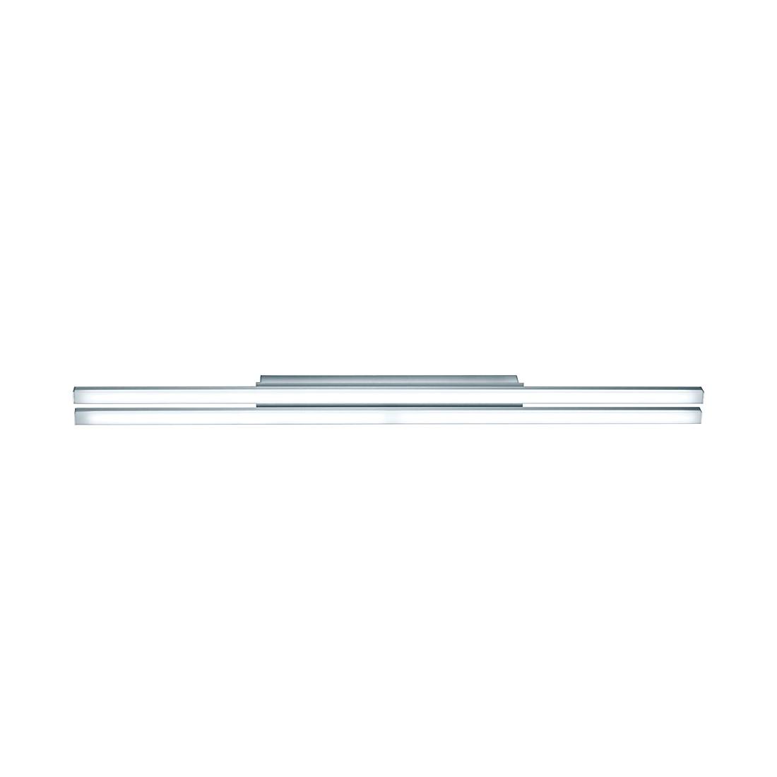 LED-Deckenleuchte Kara II Aluminium ● Silber- Helestra A+