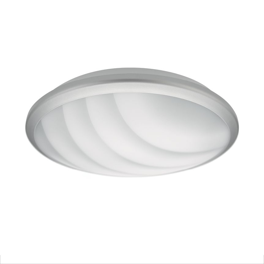 EEK A+, LED-Deckenleuchte myLiving Coil I – Grau – 1-flammig, Philips günstig kaufen