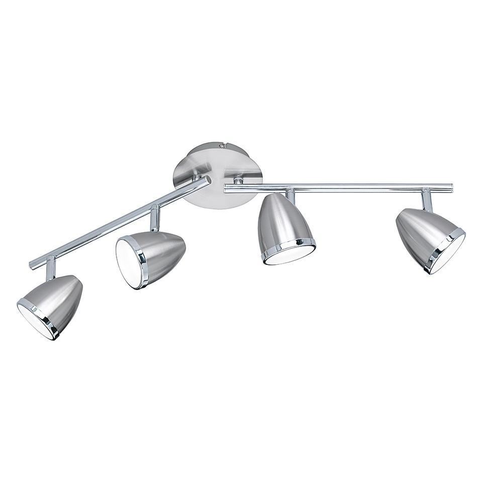 EEK A+, LED-Balken – Nickel – 4×5 W, Trio günstig kaufen