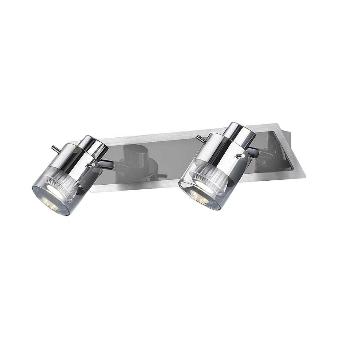 EEK A++, LED-Balken – Schwarz-chrom – 2×6 W, Trio günstig bestellen