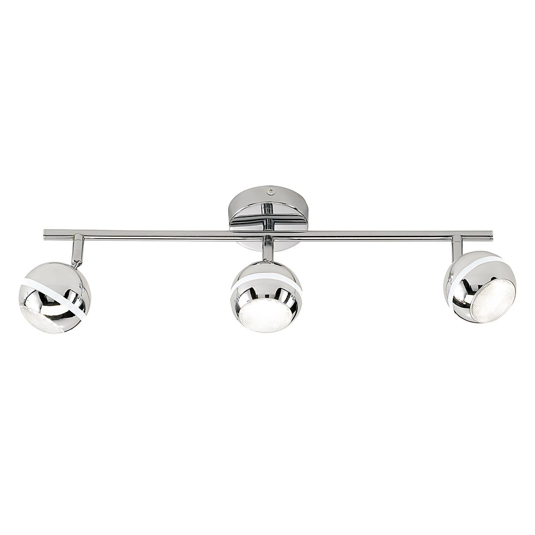 LED-Balken – Chrom – 3×4,2 W, Trio jetzt kaufen