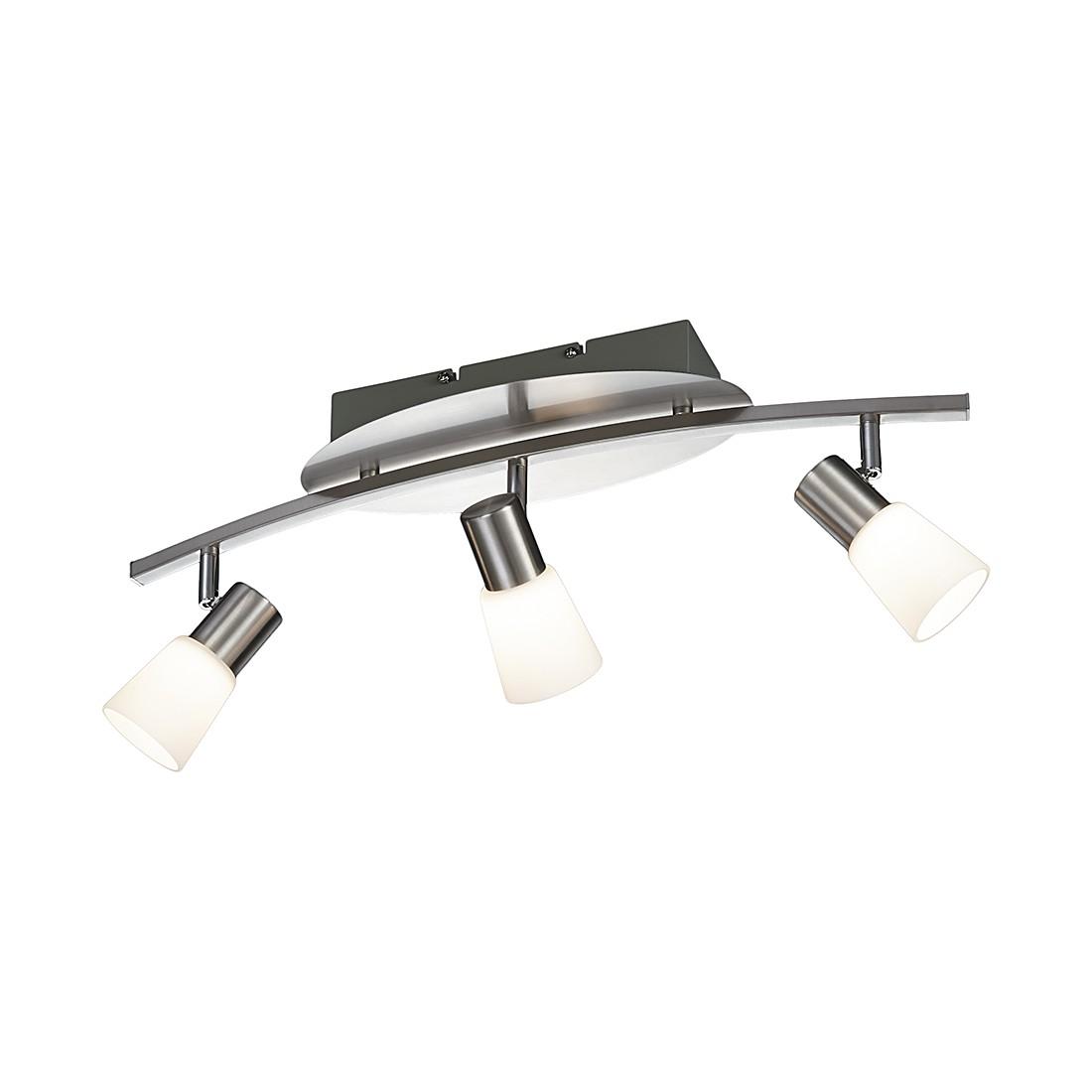 EEK A+, LED-Balken – Nickel – 3-flammig, Trio jetzt bestellen