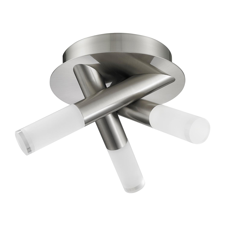LED-Deckenleuchte Turno Metall & Kunststoff ● 3-flammig- Sorpetaler A+