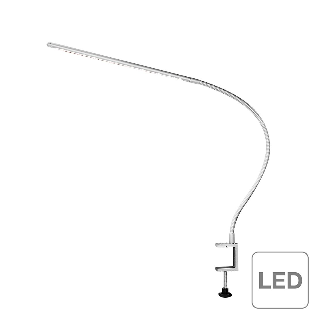 LED-Klemmleuchte-incl. Led ● 24-flammig- Lux A+