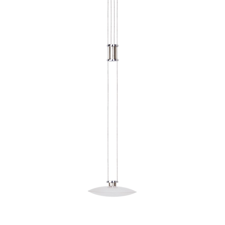 LED-Pendelleuchte Elina Metall & Glas ● 1-flammig- Sorpetaler A+