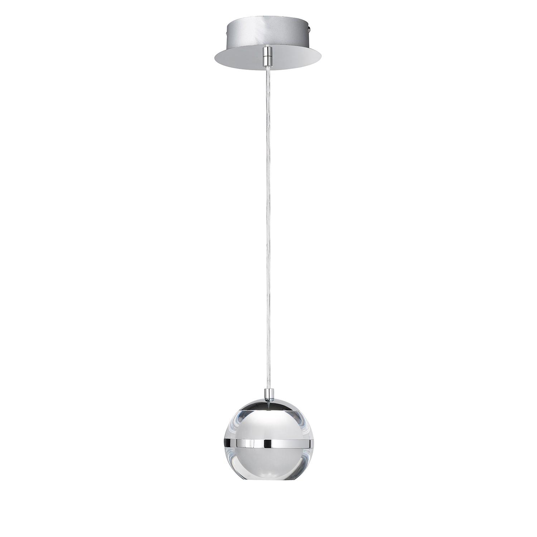 LED-Pendelleuchte Fulton ● Metall / Acrylglas ● 1- Wofi A+