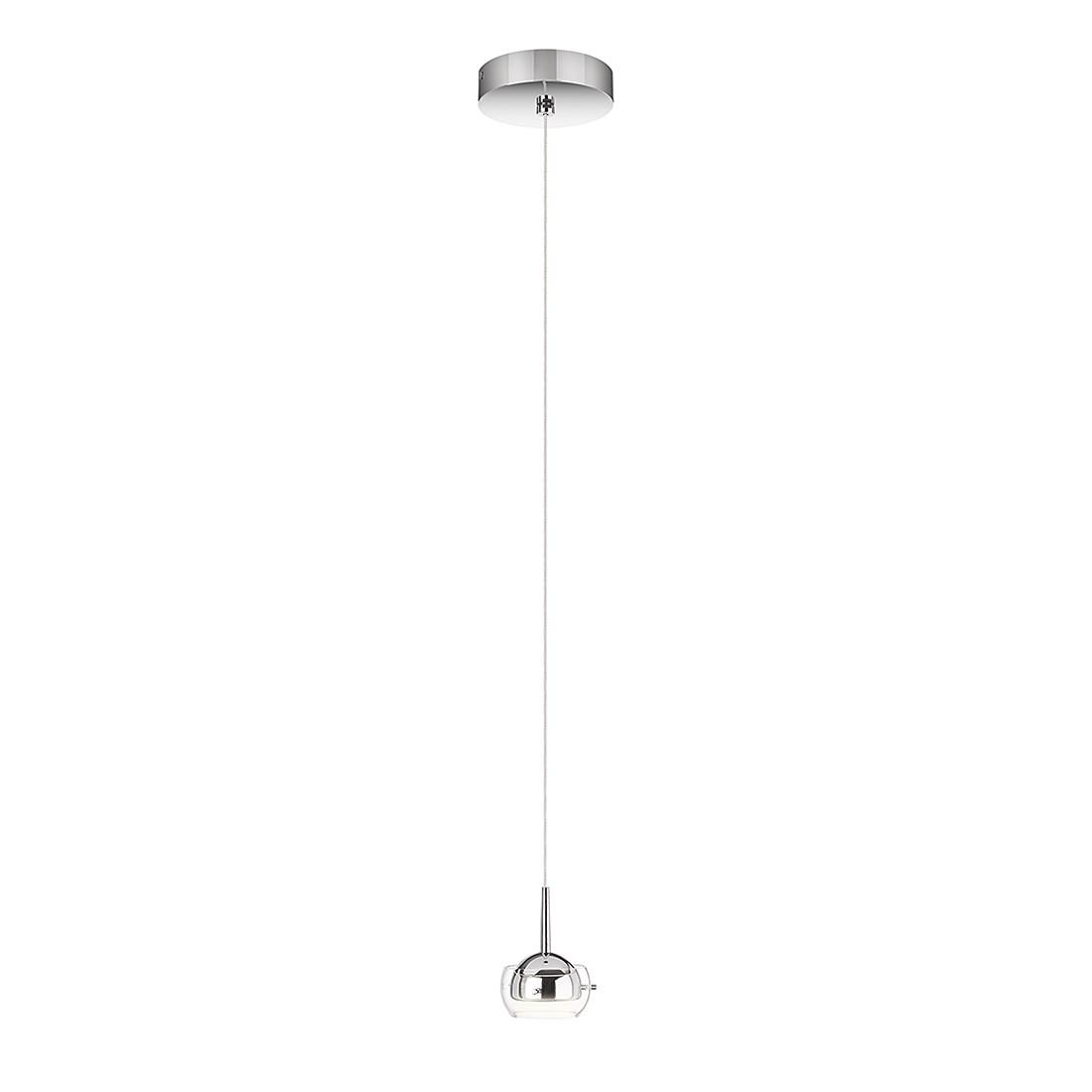 EEK A+, LED-Pendelleuchte myLiving Cypress I – Chrom – 1-flammig, Philips günstig kaufen