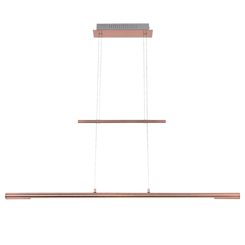 led pendelleuchte sicilia metall kupfer globo lighting a. Black Bedroom Furniture Sets. Home Design Ideas