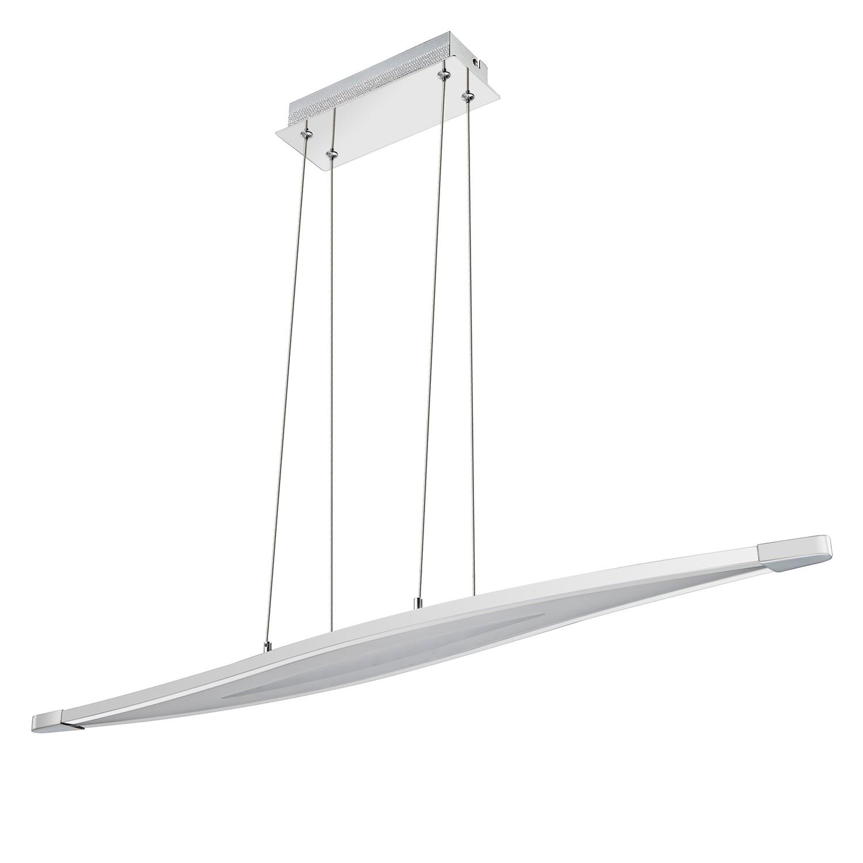 LED-Pendelleuchte Trois ● Metall / Acrylglas- Wofi A+