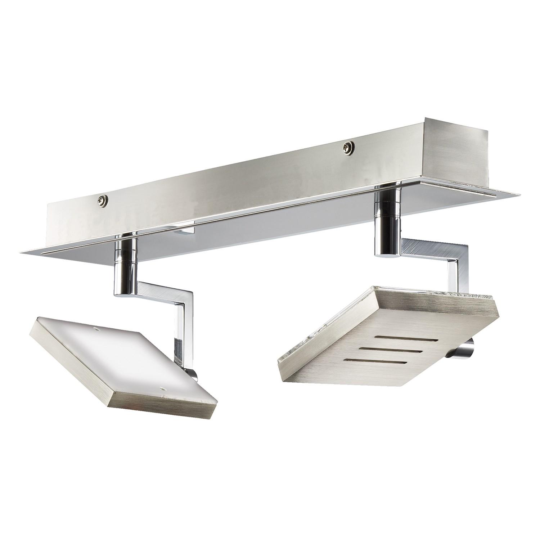 LED-Spotschiene SHINE-LED ● Silber Matt- Fischer Leuchten A+