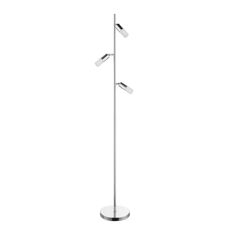 LED-Standleuchte Atkins II ● Metall / Acrylglas ● 3-flammig- Wofi A+