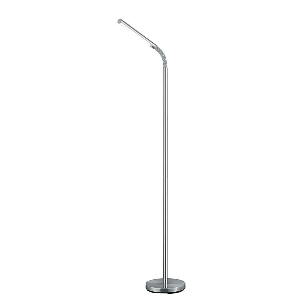 LED-Stehleuchte - Nickel - 1x5 W, Trio